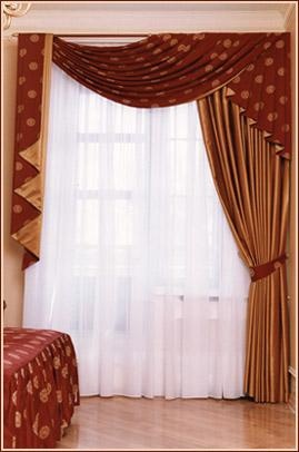 Сшить шторы с ламбрекенами своими руками