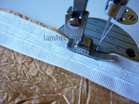как пришиваются шторные ленты. шторная лента - Самое интересное в блогах.