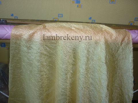 Выкройки пошива ламбрекенов
